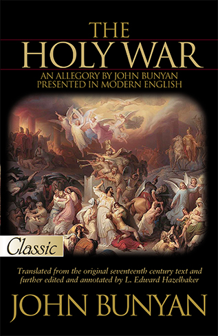 The Holy War - Presented in Modern English